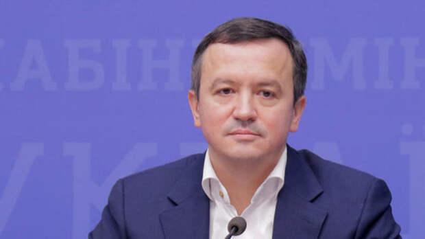 Рада Украины поддержала отставку Петрашко с должности главы МЭРТ