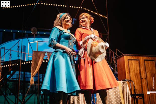 Спектакль про осторожность и любовь сыграют в Тверском театре драмы
