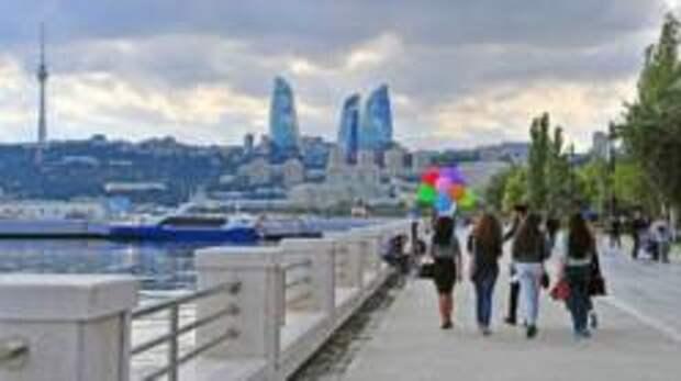 Азербайджан вошел в тройку самых популярных направлений