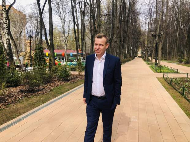 Игорь Бускин/ Пресс-служба Бабушкинского парка