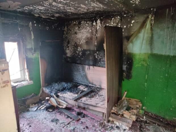 СК завел уголовное дело по факту гибели двоих детей на пожаре в Заларинском районе