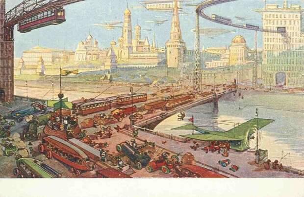 Москворецкий мост. история, открытки, факты