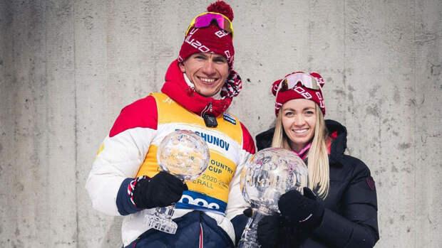 Супруга лыжника Большунова опубликовала видео со свадьбы