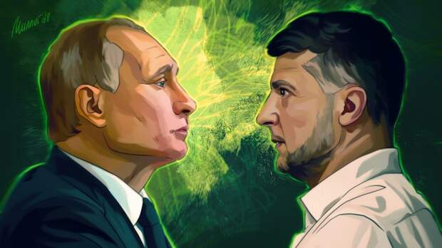 Политолог перечислил возможные темы для обсуждения между Путиным и Зеленским