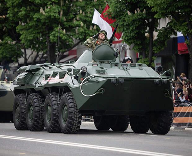 В Крыму разрешили массовые мероприятия в День Победы