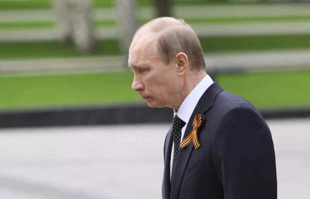 Путин навсегда.