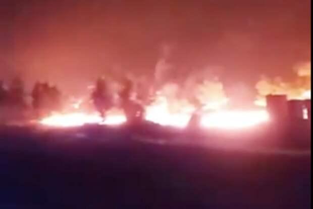 Неизвестные беспилотники атаковали турецкие позиции в Сирии