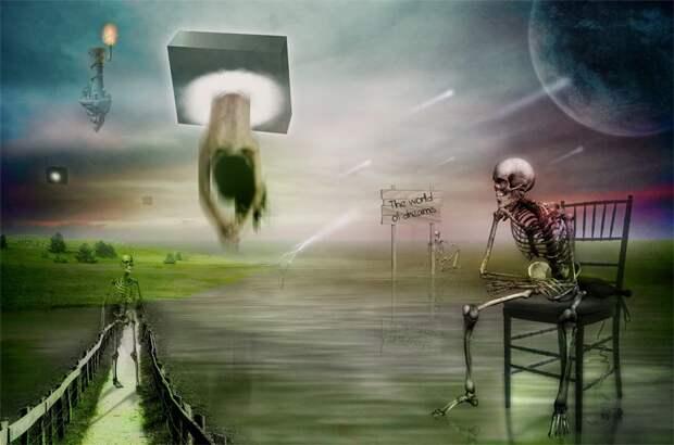Смерти нет – на том свете тоже кипит жизнь