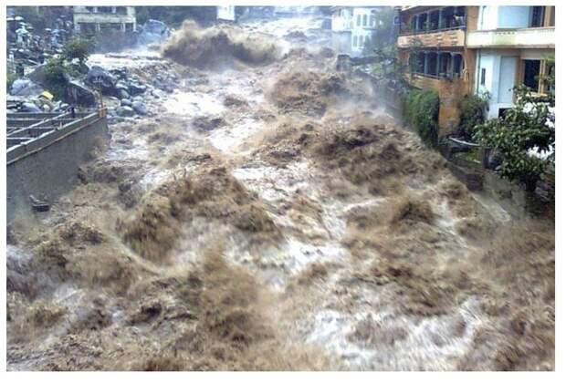 Пять самых страшных наводнений в истории
