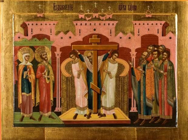 Сильная молитва на большой праздник Воздвижения Креста Господня 27 сентября