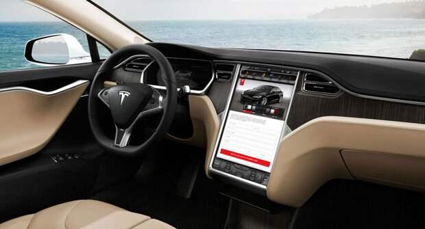 Электрокары Tesla очень скоро смогут самостоятельно переключать передачи