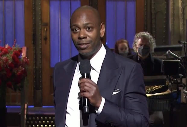 SNL: Dave Chappelle Advises Biden Supporters to Stay 'Humble,' Having Once Felt Like Trump Voters Do Now