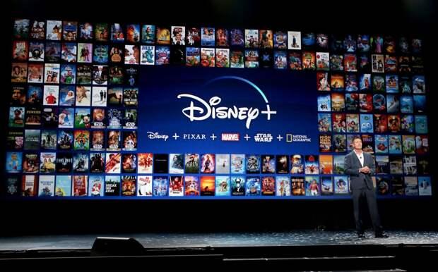 Disney отдаст предпочтение онлайну