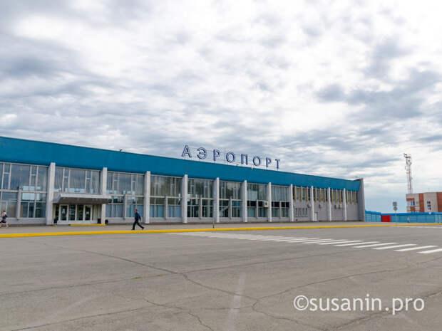 Ночные авиарейсы из Ижевска в Москву и обратно отменят с 1 июля