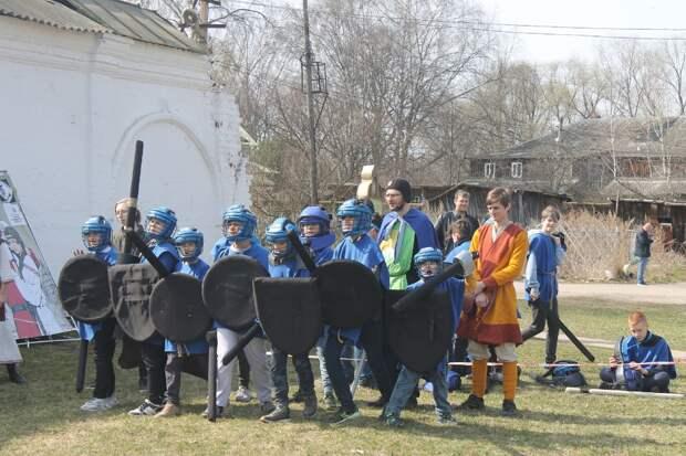 Житель Алтуфьева увлекается ролевыми играми
