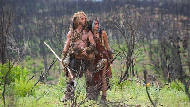 Кадр из фильма «Последний неандерталец»