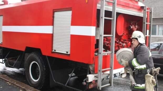 Спасатели нашли пятого погибшего на месте пожара в Мытищах