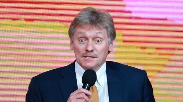 Песков отверг вероятность включения ЛНР и ДНР в состав России