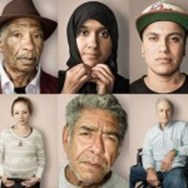 Многоликая Америка: фотограф собирает портреты типичных американцев из всех 50-ти штатов
