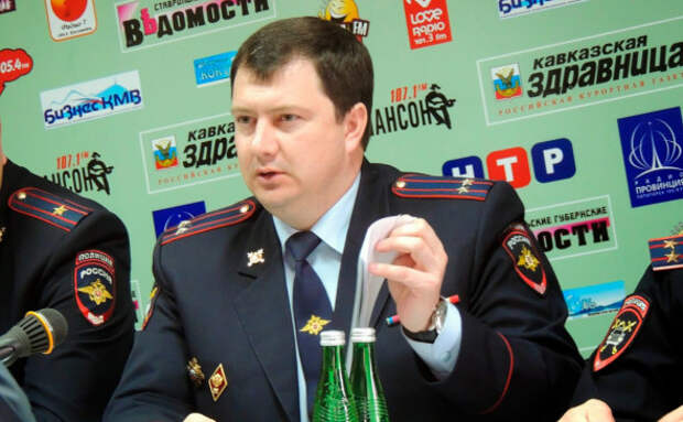 Репрессии против ГИБДД Ставрополья