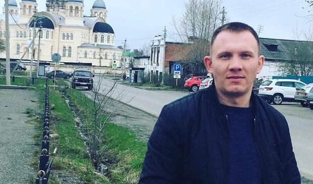 Бывшего опера Руслана Белоконного задержали вНижнем Тагиле