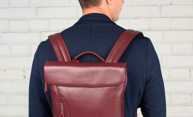 5 веских причин для рюкзака в твоем гардеробе