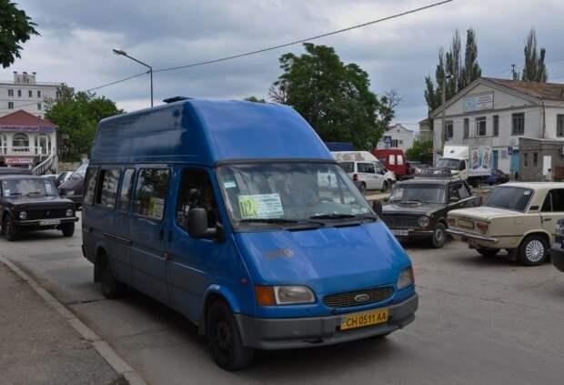 Будущую транспортную систему Севастополя «напишут» москвичи за 14 млн