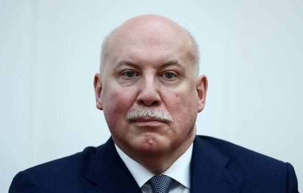 Посол РФ заявил, что задержанные в Белоруссии россияне следовали в третью страну