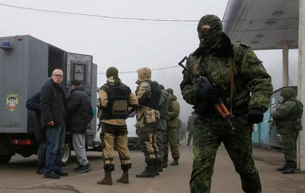 ЛНР и ДНР передали Киеву списки на обмен пленными