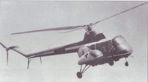 Многоцелевой Ми-1: первый советский серийный вертолет