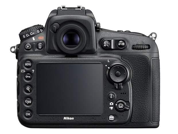 Nikon D810: зеркальная фотокамера без оптического низкочастотного фильтра