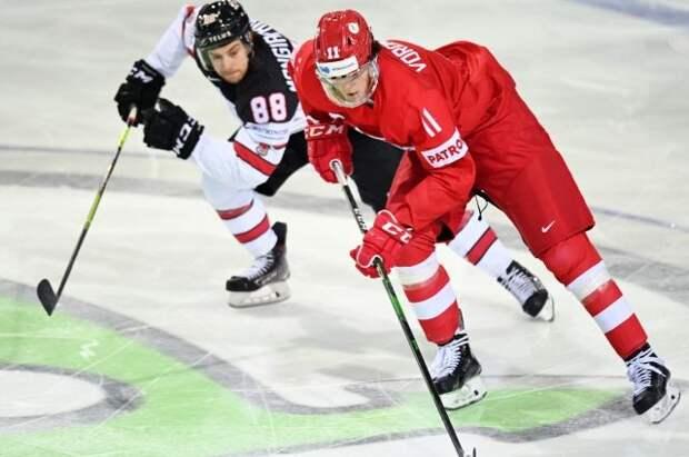 Сборная России проиграла Канаде в матче четвертьфинала ЧМ по хоккею