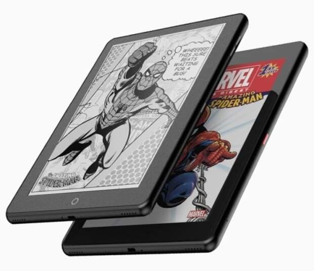 Планшет Eewrite Janus с двумя экранами (E Ink + LCD) вскоре будет доступен для предзаказа по цене $399