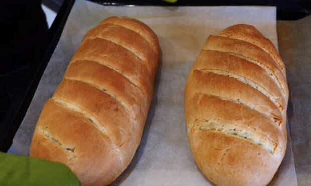 Замешиваем домашний хлеб: простые ингредиенты