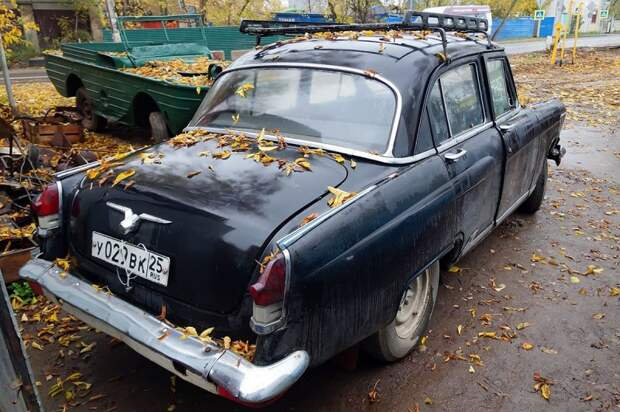 """ГАЗ-21НЮ """"Волга"""" из Владивостока авто, волга, газ-21, олдтаймер, правый руль, редкий авто, ретро авто, экспорт"""