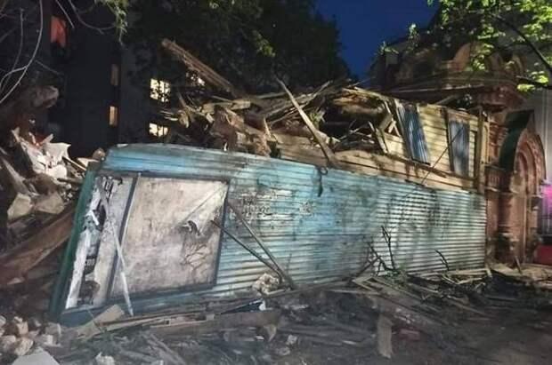 Нижегородские власти прокомментировали снос дома причты на Варварской