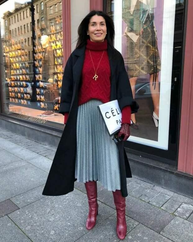 Об этом тебе никто не расскажет : 5 правил элегантного стиля для женщин 40+
