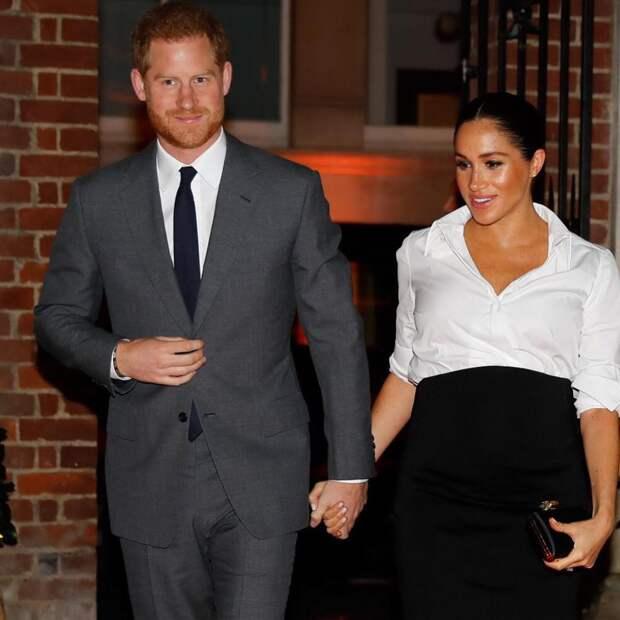 Принц Гарри и Меган Маркл могут переехать в Африку