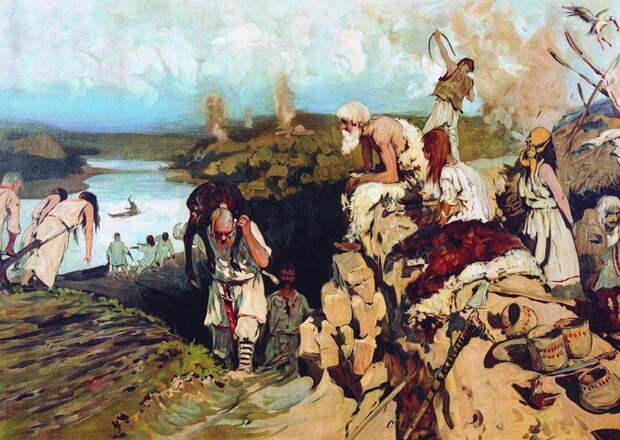 """""""Русские жили в городах, когда немцы и скандинавы ещё не знали их"""". Почему на историка, раскопавшего древность славян, начались гонения"""