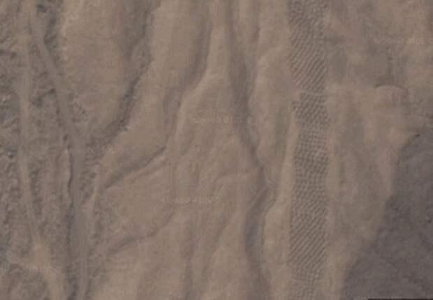 Разгадана одна из тайн плато Наска