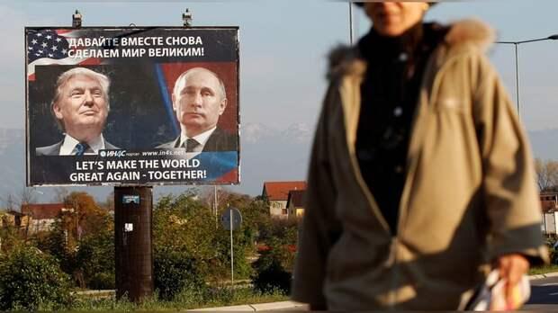 Настоящим человеком 2016 года стал не Трамп, а «диктатор» Путин