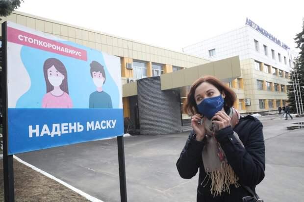 Коронавирус за последние сутки выявили еще у 219 жителей Нижегородской области