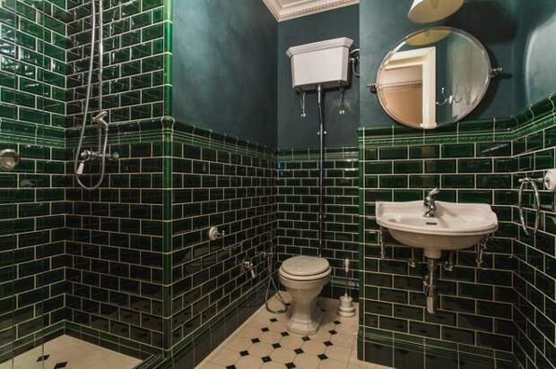 Классический Ванная комната by Ольга Шангина | Photography