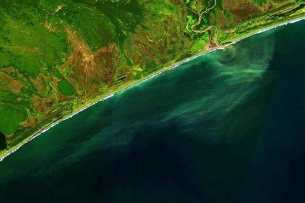 3 версии загрязнения воды на Камчатке