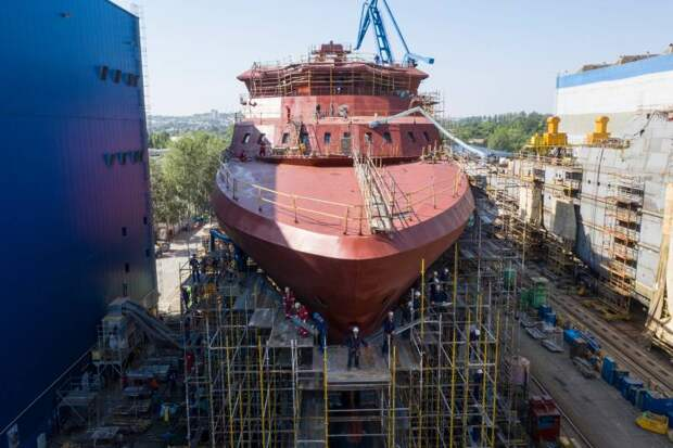 Сторожевые корабли «6615» / Jan Mayen. Будущее БОХР ВМС Норвегии
