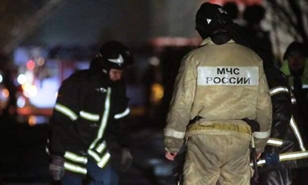 Бытовой газ взорвался в жилом доме на севере Москвы