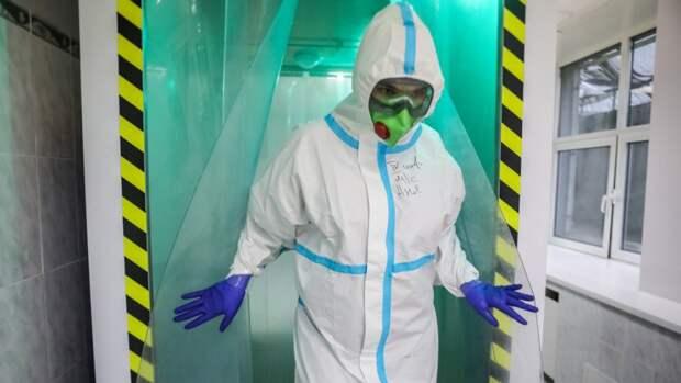 Коронавирусом в России заразились еще 8554 человека