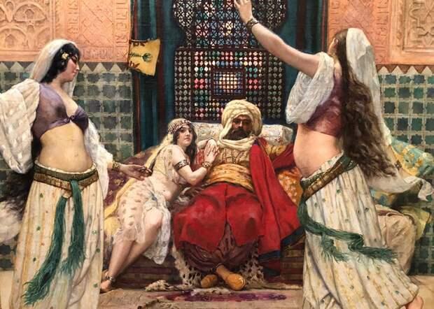 Гарем султана Османской империи: 8 фактов, которых выточно незнали