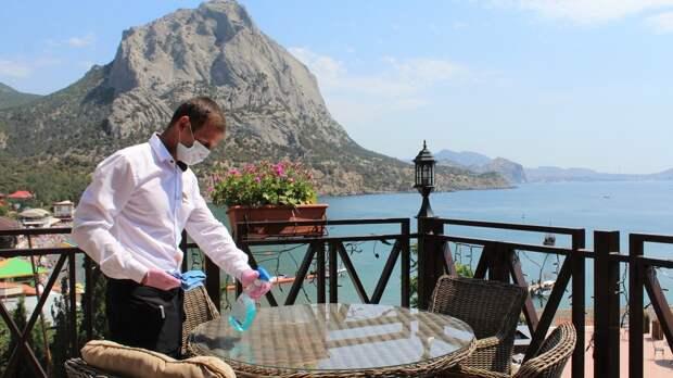 В Крыму подготовлен актуальный перечень вакансий в отелях и санаториях. Всего: 1978 рабочих мест
