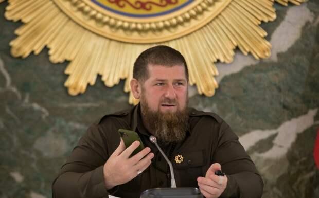 Кадыров позвал Нурмагомедова на бой (ВИДЕО)